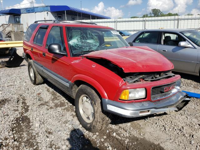 Salvage cars for sale at Hueytown, AL auction: 1997 GMC Jimmy