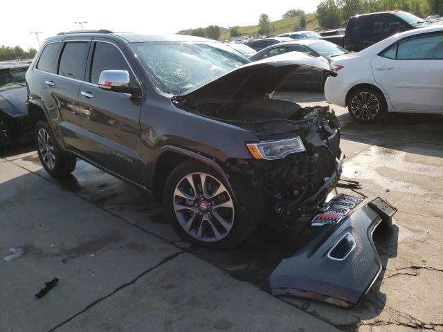 Jeep Vehiculos salvage en venta: 2017 Jeep Grand Cherokee