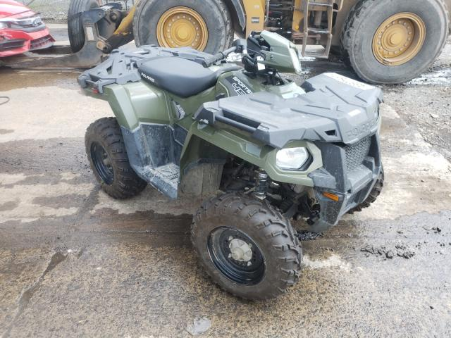 Salvage cars for sale from Copart Pennsburg, PA: 2020 Polaris Sportsman
