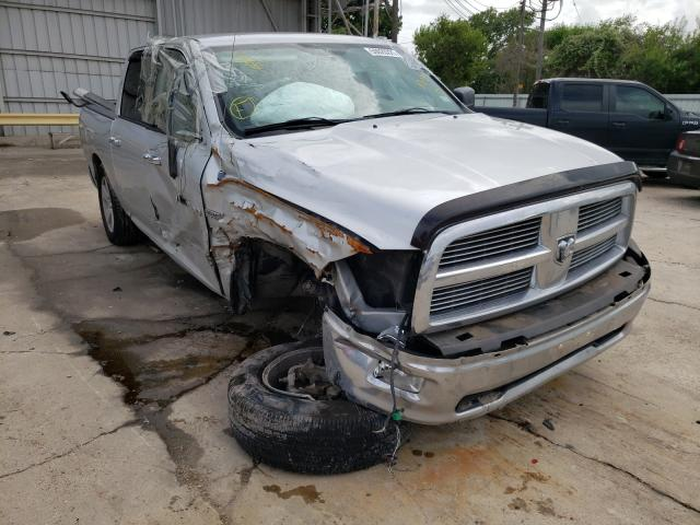 Salvage cars for sale from Copart Corpus Christi, TX: 2012 Dodge RAM 1500 S