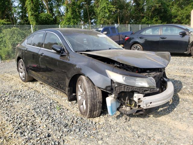 Acura salvage cars for sale: 2012 Acura TL