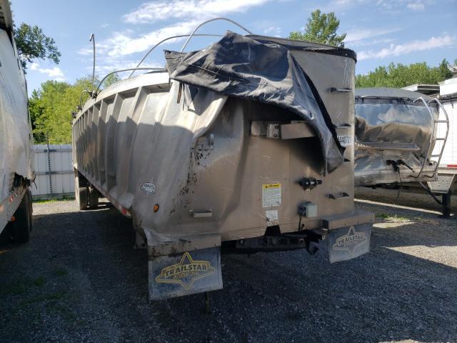 Salvage trucks for sale at Alorton, IL auction: 2015 Other Dump Trailer