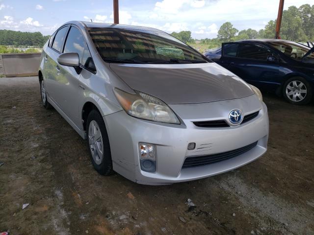 Vehiculos salvage en venta de Copart Fairburn, GA: 2011 Toyota Prius