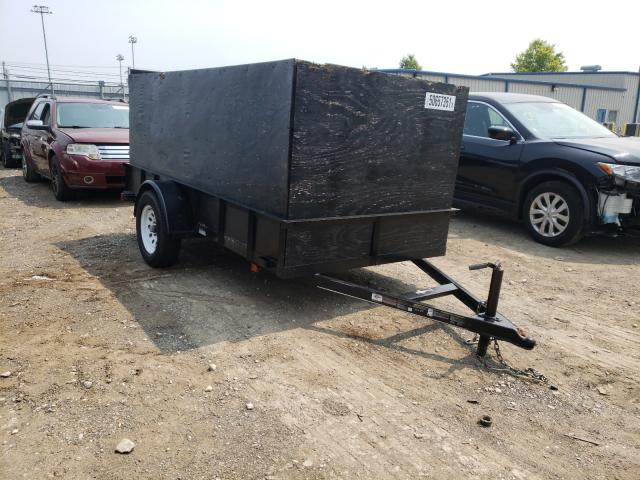 Carry-On salvage cars for sale: 2016 Carry-On Trailer
