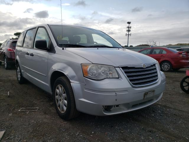 Salvage 2008 CHRYSLER TOWN & C - Small image. Lot 50461861