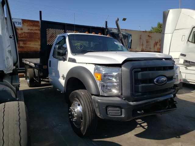 Salvage cars for sale from Copart Wilmington, CA: 2013 Ford F550 Super