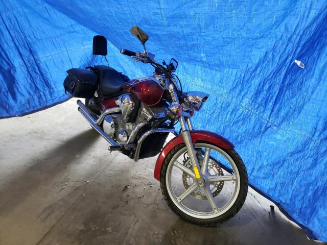 Salvage motorcycles for sale at Finksburg, MD auction: 2010 Honda VT1300 CS