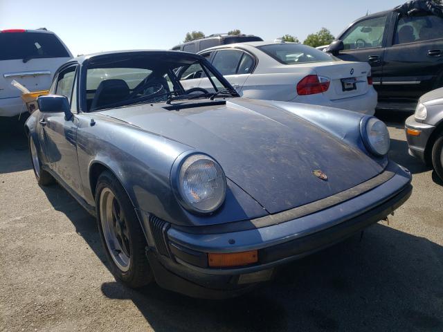 Vehiculos salvage en venta de Copart Martinez, CA: 1977 Porsche 911
