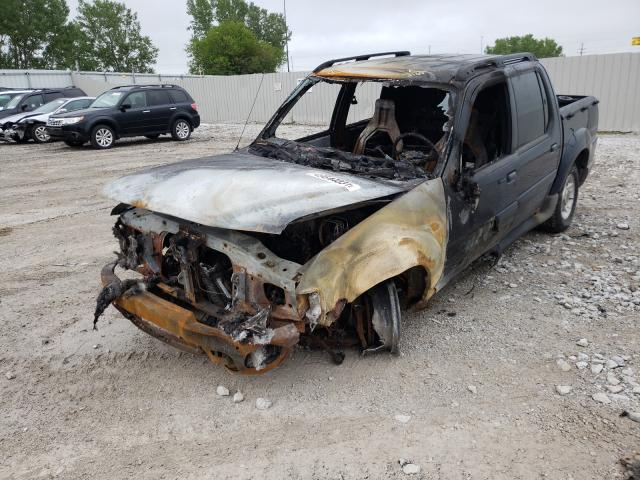 Salvage cars for sale from Copart Greenwood, NE: 2002 Ford Explorer S