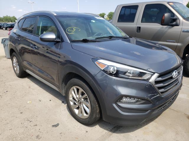 Hyundai Vehiculos salvage en venta: 2018 Hyundai Tucson SEL