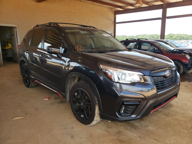 Salvage cars for sale from Copart Tanner, AL: 2019 Subaru Forester S