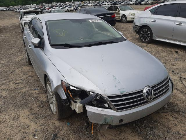 Salvage cars for sale at Conway, AR auction: 2013 Volkswagen CC Sport