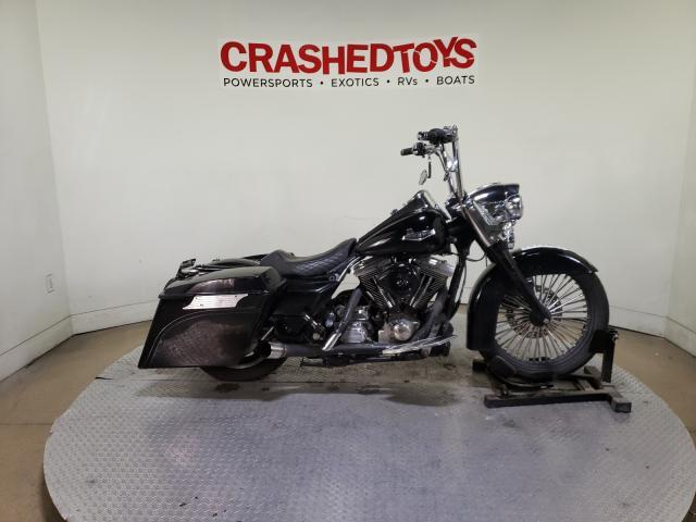 Harley-Davidson salvage cars for sale: 1997 Harley-Davidson Flhr