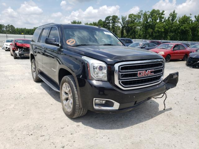 GMC Vehiculos salvage en venta: 2015 GMC Yukon SLE