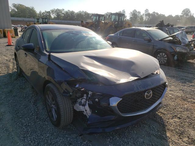 Vehiculos salvage en venta de Copart Spartanburg, SC: 2021 Mazda 3