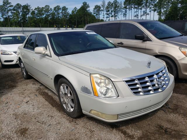 Cadillac DTS salvage cars for sale: 2007 Cadillac DTS