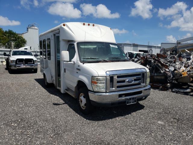 Vehiculos salvage en venta de Copart Miami, FL: 2012 Ford E350