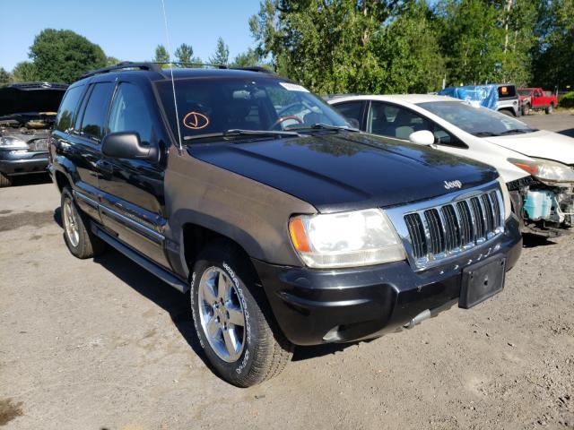 2004 Jeep Grand Cherokee en venta en Portland, OR