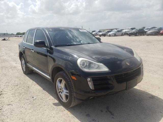 Salvage cars for sale from Copart San Antonio, TX: 2010 Porsche Cayenne
