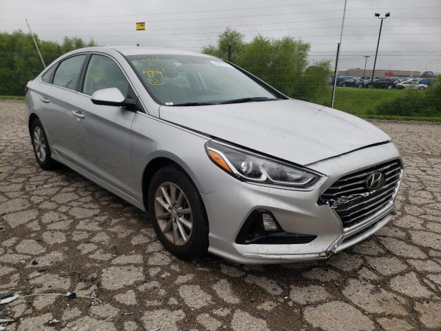 Vehiculos salvage en venta de Copart Indianapolis, IN: 2019 Hyundai Sonata SE