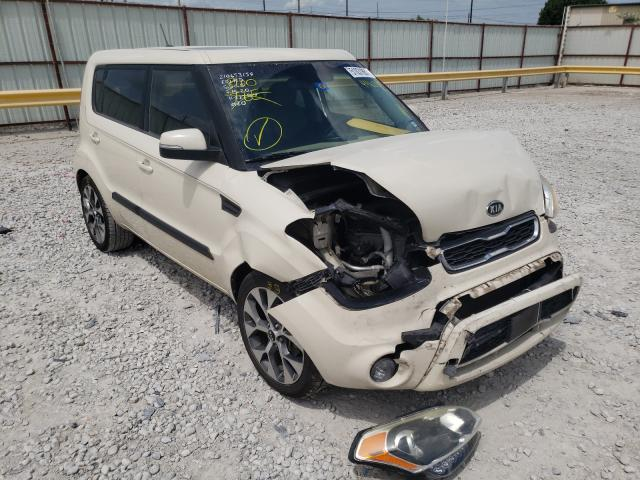 Salvage cars for sale from Copart Haslet, TX: 2012 KIA Soul +