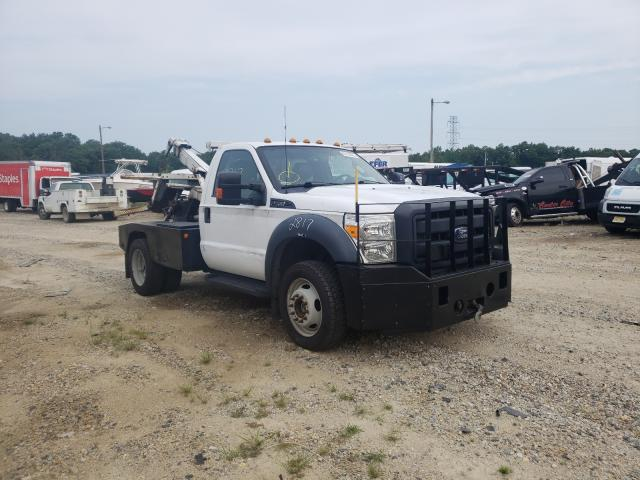 Vehiculos salvage en venta de Copart Glassboro, NJ: 2014 Ford F550 Super