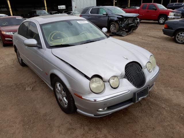Salvage cars for sale at Phoenix, AZ auction: 2003 Jaguar S-Type