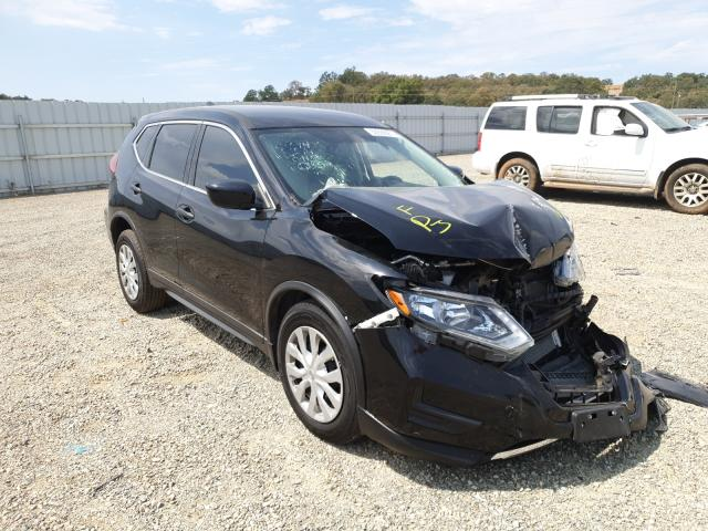 Salvage cars for sale from Copart Anderson, CA: 2018 Nissan Rogue S
