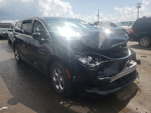 Salvage 2017 CHRYSLER PACIFICA - Small image. Lot 50824981