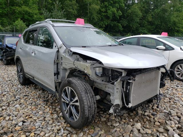 Nissan Vehiculos salvage en venta: 2018 Nissan Rogue S