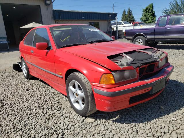 Salvage cars for sale from Copart Eugene, OR: 1998 BMW 318 TI