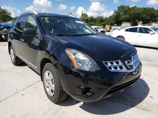 Salvage cars for sale from Copart Punta Gorda, FL: 2015 Nissan Rogue Sele