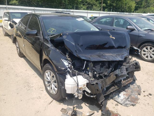 Salvage cars for sale from Copart Glassboro, NJ: 2017 Toyota Camry LE