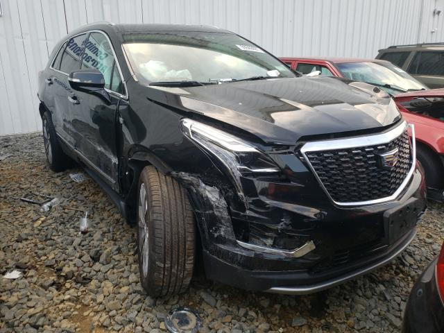 Salvage cars for sale from Copart Windsor, NJ: 2020 Cadillac XT5 Premium