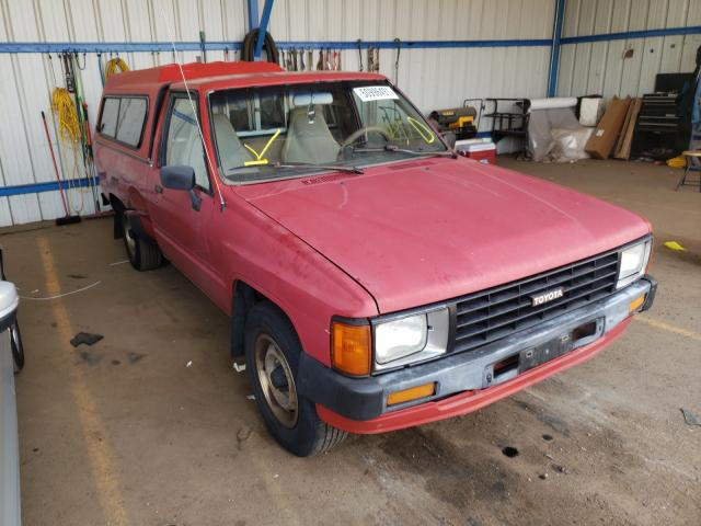 Salvage cars for sale from Copart Colorado Springs, CO: 1985 Toyota Pickup 1/2