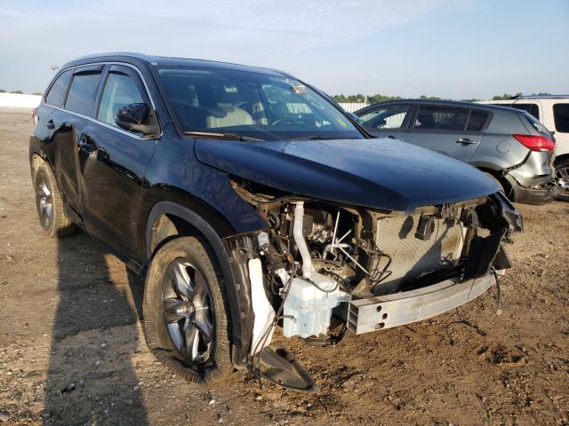 Vehiculos salvage en venta de Copart Loganville, GA: 2018 Toyota Highlander