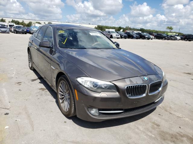 BMW Vehiculos salvage en venta: 2011 BMW 535 I