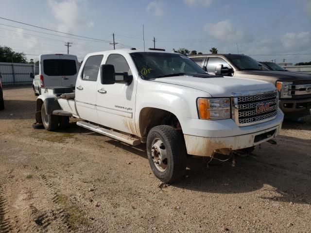 Vehiculos salvage en venta de Copart Mercedes, TX: 2013 GMC Sierra K35