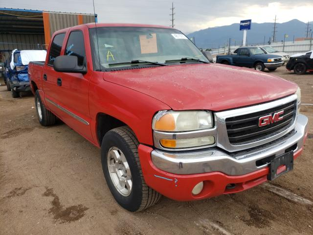 Salvage cars for sale from Copart Colorado Springs, CO: 2004 GMC New Sierra