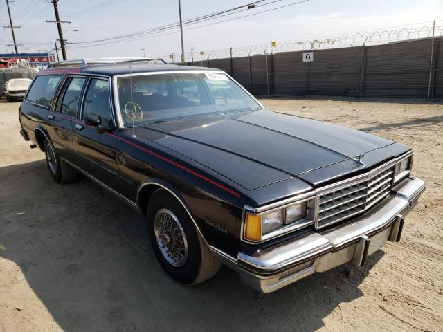 1984 Chevrolet Caprice CL for sale in Los Angeles, CA