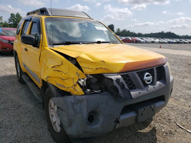 Nissan Vehiculos salvage en venta: 2005 Nissan Xterra OFF