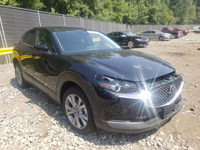 Salvage cars for sale at Waldorf, MD auction: 2021 Mazda CX-30 Sele