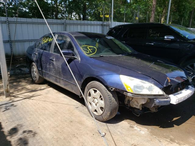 Salvage cars for sale from Copart Austell, GA: 2007 Honda Accord LX