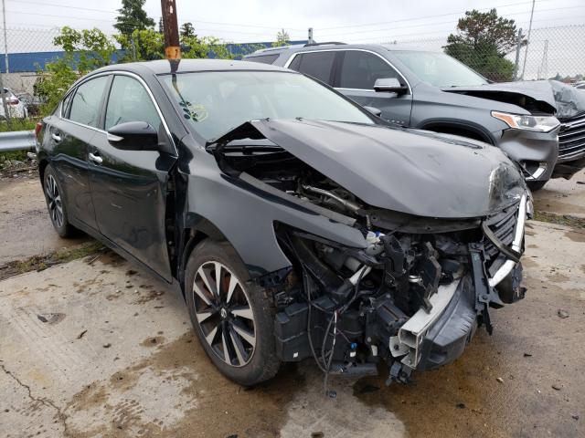 Nissan Altima 2.5 Vehiculos salvage en venta: 2018 Nissan Altima 2.5