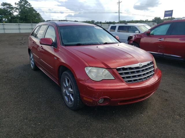 Salvage 2008 CHRYSLER PACIFICA - Small image. Lot 50173811