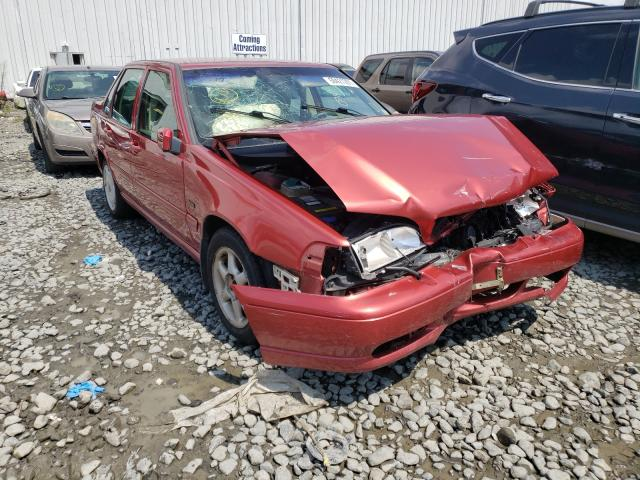 Salvage cars for sale from Copart Windsor, NJ: 1998 Volvo S70