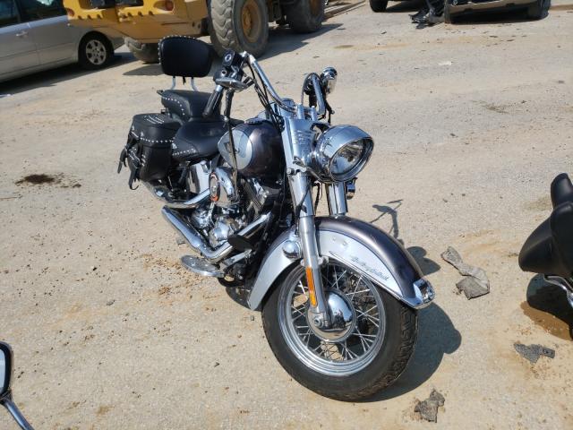 Salvage cars for sale from Copart Bridgeton, MO: 2014 Harley-Davidson Flstc Heri