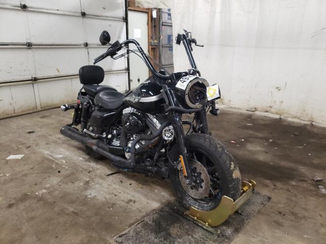 Harley-Davidson salvage cars for sale: 2003 Harley-Davidson Flhr