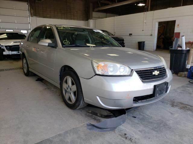 Salvage cars for sale from Copart Blaine, MN: 2007 Chevrolet Malibu LT