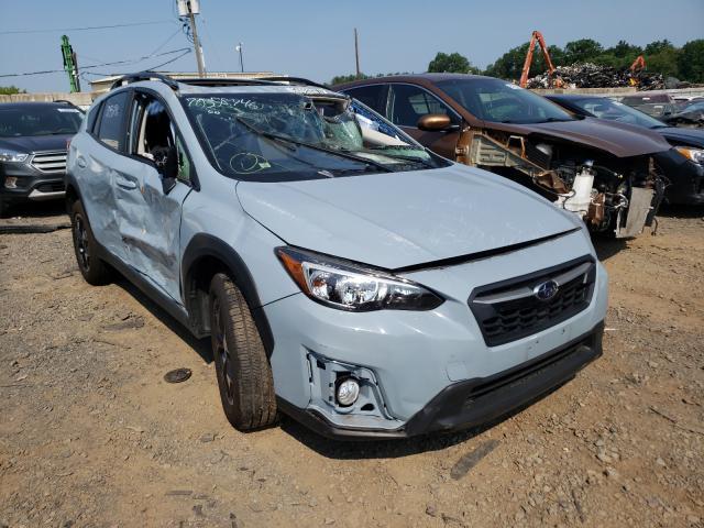 Rental Vehicles for sale at auction: 2020 Subaru Crosstrek
